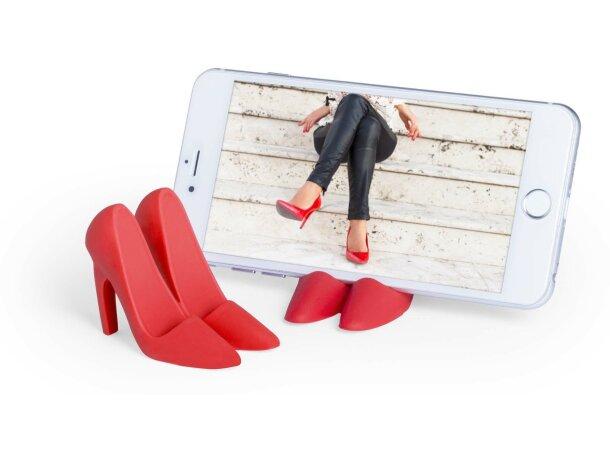 Zapatos de silicona para móvil personalizado