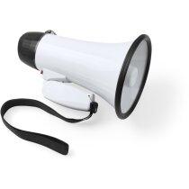 Megáfono con 2 funciones personalizado negro