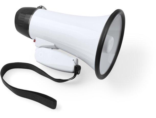 Megáfono con 2 funciones barato negro