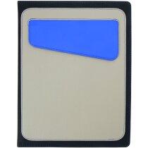 Carpeta para tablet con bloc personalizado