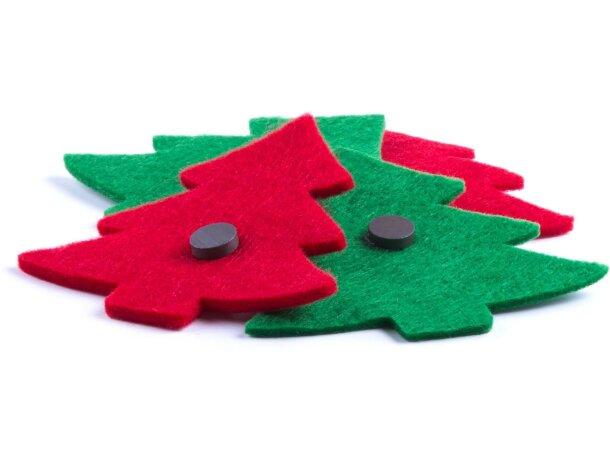 Imán de nevera árbol de Navidad