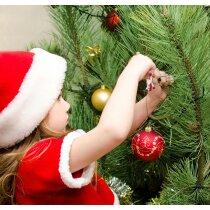 Pinza con muñeco de Papa Noel personalizada