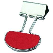 Pinza con clip personalizada