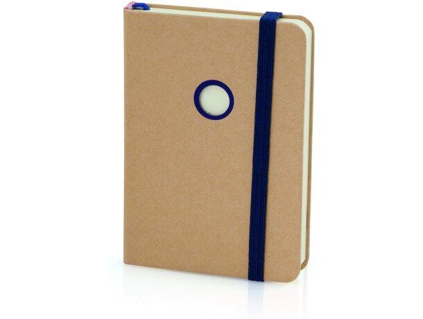 Bloc de notas con tapas rígidas de cartón personalizado