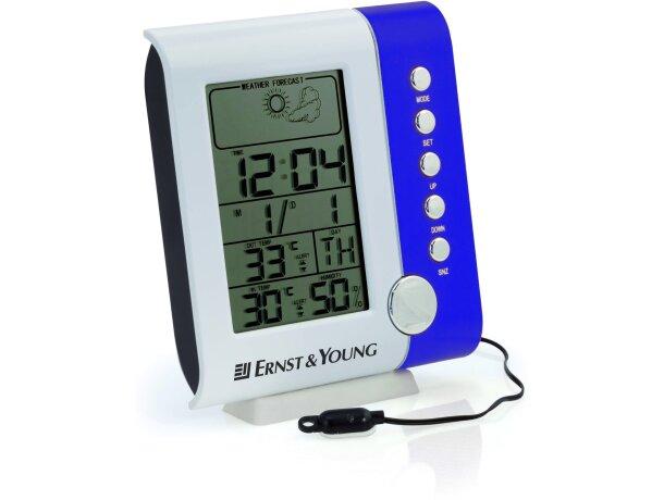 Estación meteorológica básica digital