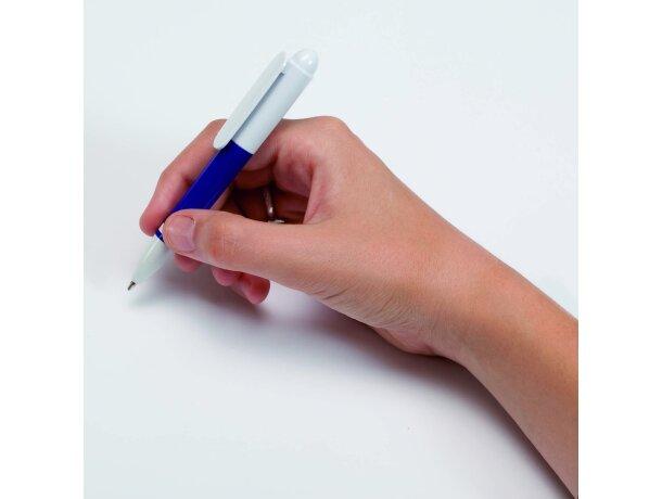 Bolígrafo mini bicolor barato