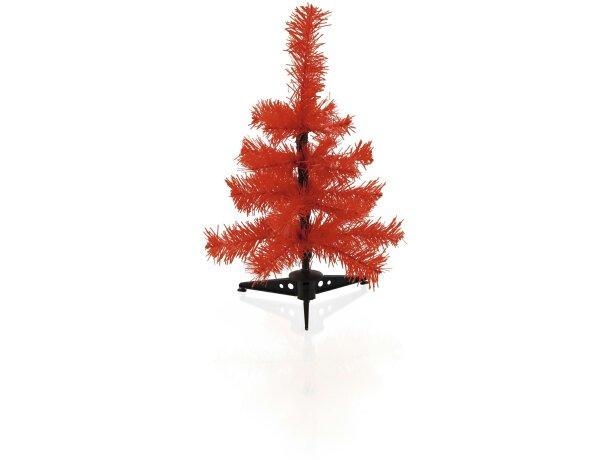 Árbol de navidad blanco personalizado