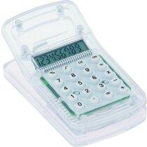 Calculadora y clip 2 en 1