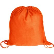 Mochila saco de gran capacidad con cuerdas grabada