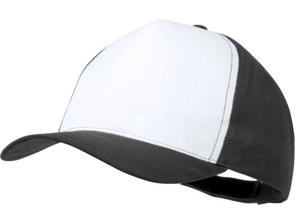 Gorra sencilla para imprimir a todo color sodel negra