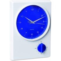 Reloj de sobremesa con temporizador personalizado