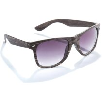 Gafas de sol color marrón madera marron personalizado