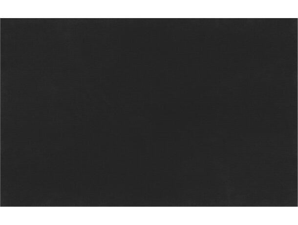 Salvamantel de no tejido en colores personalizado negro