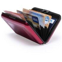 Tarjetero con protección RFID personalizado