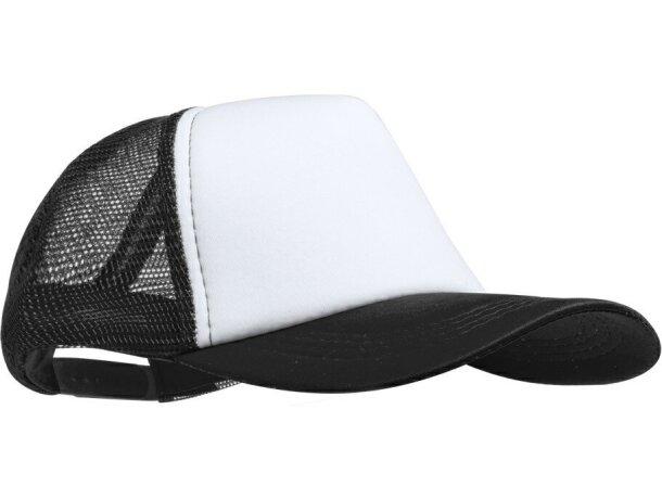 Gorra especial con frontal blanco para sublimación personalizada 42776eb4504