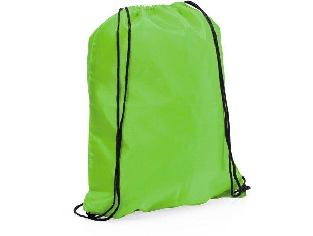 Spook mochila saco gymsack personalizada verde