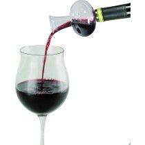 Aireador de vino en cristal personalizado