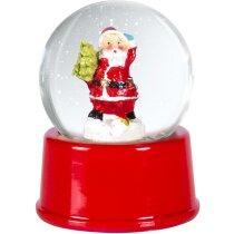 Bola de nieve de papa Noel