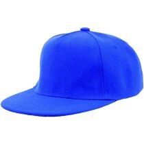 Gorra de poliester algodón sencilla personalizada