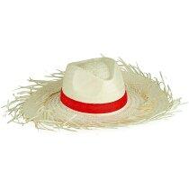 Sombrero de paja filagarchado personalizado