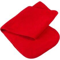 Bufanda fabricada en tejido mpolar personalizada