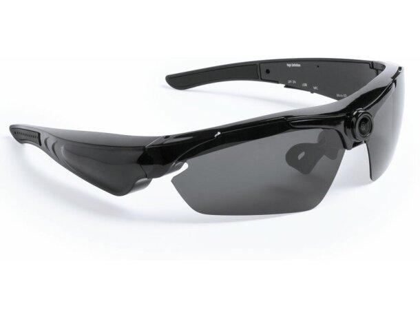 Gafas de sol deportivas con cámara personalizada