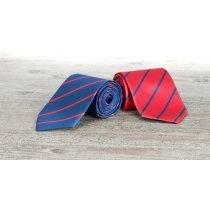 Corbata en estuche personalizado