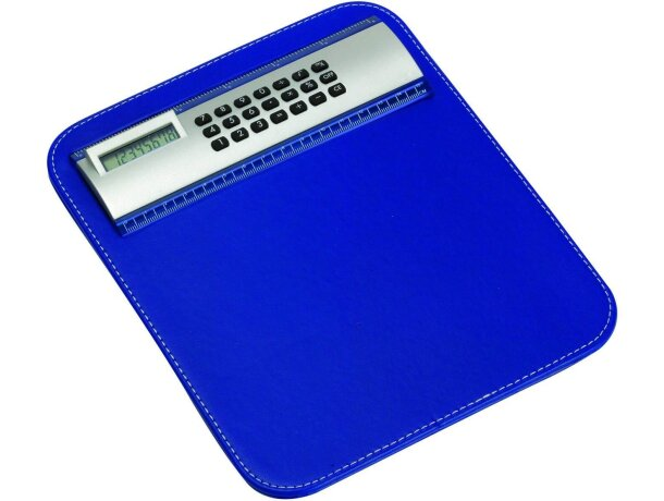 Alfombrilla con calculadora incorporada grabada