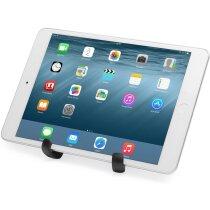 Soporte en acero para tableta con limpiapantallas personalizado