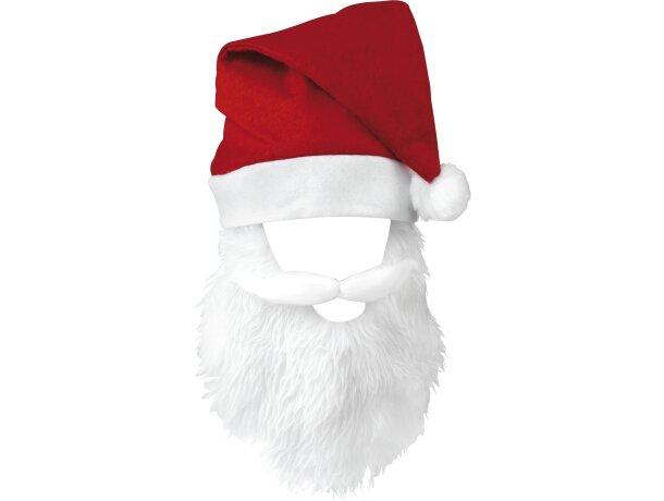 Gorro como detalle de Navidad personalizado