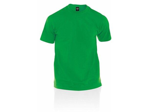 Camiseta básica de color 150 gr grabada