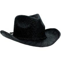 Sombrero estilo tejano de poliester personalizado