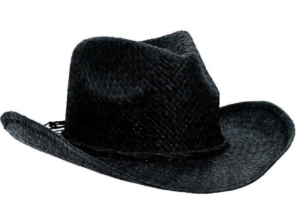 ddeea945d9 Sombrero estilo tejano de poliester personalizado