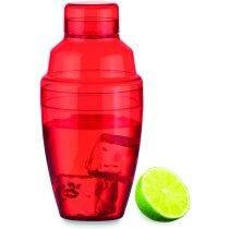 Coctelera de plástico personalizada