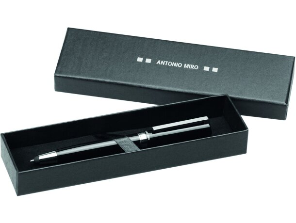 Bolígrafo puntero elegante con estuche Antonio Miró barato