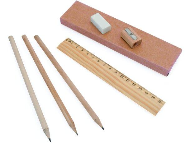 conjunto ecológico de 3 piezas personalizado