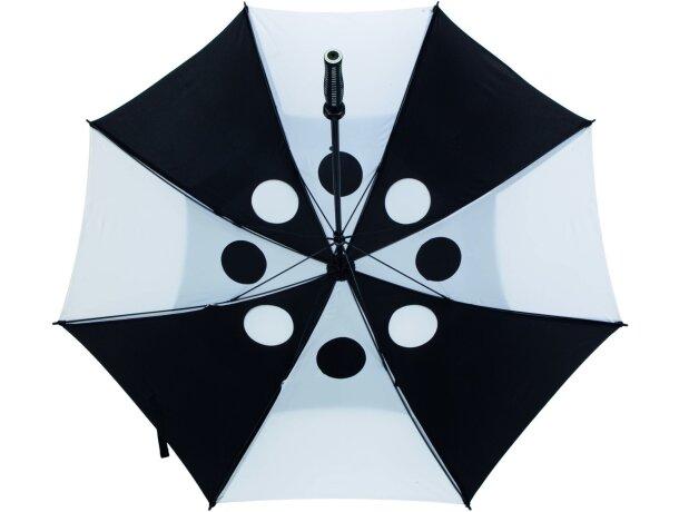 Paraguas de golf en colores combinados original
