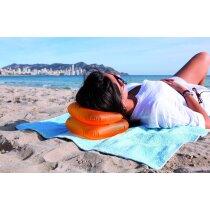 Almohadilla de plástico para playa personalizada