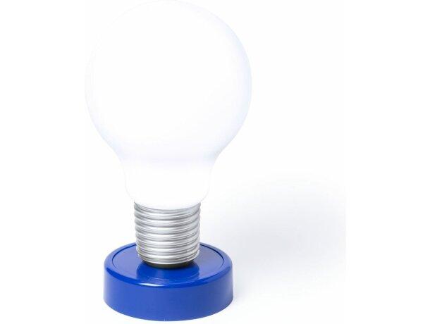 Lámpara con forma bombilla