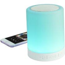 Altavoz táctil con luz LED personalizado