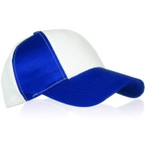 Gorra para niños combinada en algodón personalizada