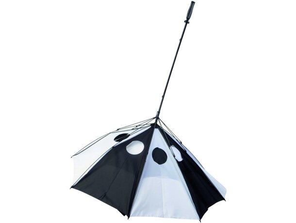 Paraguas de golf en colores combinados economico