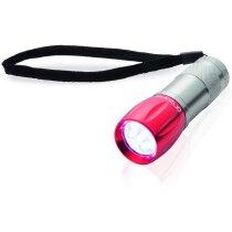 Linterna metálica y de color marca Orizons personalizada