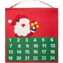 Calendario adviento infantil personalizado