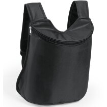 Nevera mochila personalizada negra