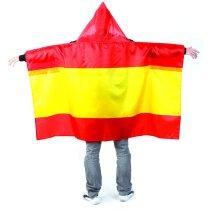 Bandera que se acopla al cuerpo