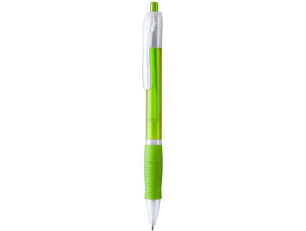 Bolígrafo de plástico ligero personalizado