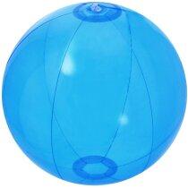 Balón de playa de pvc grabado