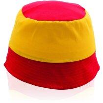 Gorro con los colores de paises Patriot personalizado España