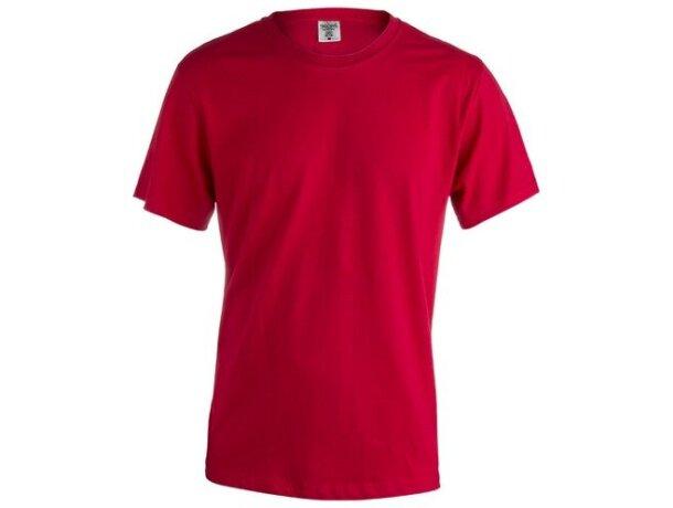 "Camiseta Adulto manga corta en Color ""keya"" con logo"